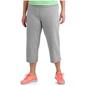 5052e7d0f96 Danskin Now Women s Plus Size Dri-More Core Capri Pants Activewear Casual  Wear by