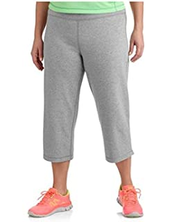 fd1cec8ad60 Danskin Now Women s Plus Size Dri-More Core Capri Pants Activewear Casual  Wear by
