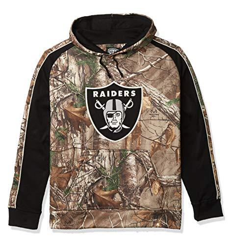 OTS Mens NFL Men's OTS Decoy Hood NFL M OTS Decoy Hood