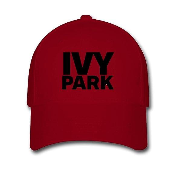 Kari Deportes Gorra de béisbol Ventilador Ivy Parque Logo Hip Hop ...