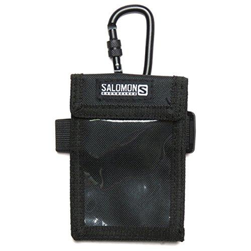 SALOMON(サロモン) チケットホルダーSLMNPASSCASE(L39460000)ブラック