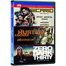 SICARIO/HURT LOCKER/ZERO DARK THIRTY - TRIPLE FEATURE