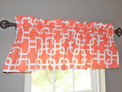 Patterned Window Valance Crabtree Collection