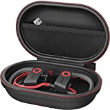 Smatree Charging Case for Powerbeats 2/ Powerbeats 3/ Other Sport Wireless Bluetooth Headphone (NOT fit for Jaybird; Bluetooth Headphone is NOT Included)