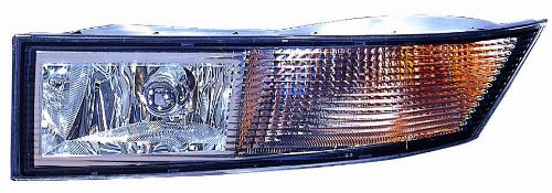 Depo 332-2011L-AS Cadillac Escalade Driver Side Replacement Fog Light Assembly (Cadillac Radiator Escalade Replacement)