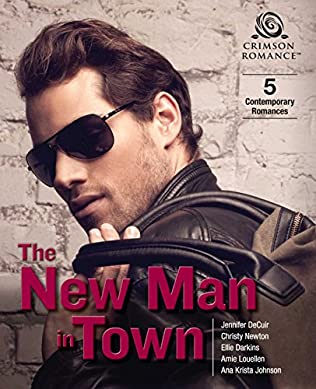 book cover of The New Man in Town
