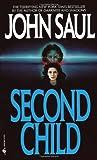 Second Child, John Saul, 0553287303