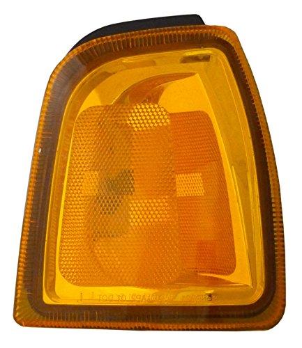 Ford Side Ranger Marker (Ford Ranger 01-05 Right Park Signal Corner Side Marker Light Lamp Lens & Housing)