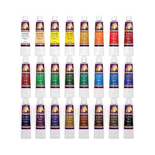 Oil-Paint-Set-21ml-x-24-Tubes-Artists-Quality-Art-Paints-Oil-Based-Color-Professional-Painting-Supplies-MyArtscape