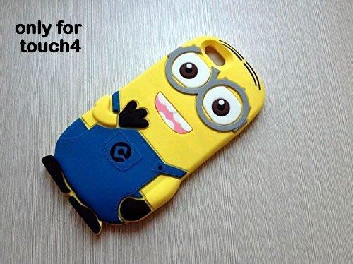 Amazon.com: iPod Touch Piel Despicable Me 2 Minion Caso de ...