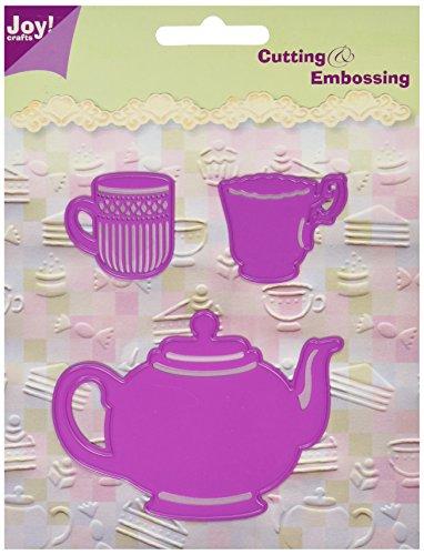 Joy! Crafts Die, 1 Teapot and 2 Mugs