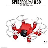 Eovsea Mini Spider Drone with 2MP HD Vedio Camera 6-axis Gyro