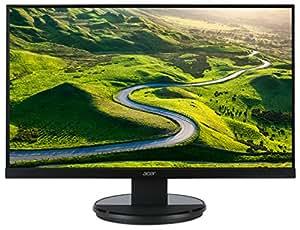 """Acer UM.WW3EE.001- Monitor LED de 21.5"""" (1080p, 5ms, VGA, DVI, HDCP,  fuente alimentación integrada, soporte VESA), negro"""