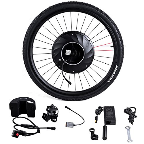51WmQ4YftZL Best Electric Bike Conversion Kit
