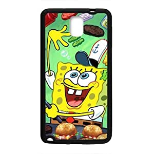 taoyix diy Lovely SpongeBob Cell Phone Case for Samsung Galaxy Note3