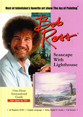 Bob Ross: Seascape with Lighthouse (Seascape Lighthouse)