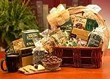 A Lasting Impression Thank You Gift Basket - Large Gold