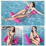 O-Kinee-Amaca-Gonfiabile-Lettino-Galleggiante-Amaca-di-Acqua-Amaca-Galleggiante-Versatile-Piscina-per-Adulti-Spiaggia-Rilassante-Piscina-per-Prendere-Il-Sole-Partito-Rosa