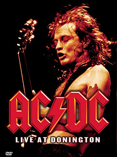 DVD : AC/DC - AC / DC: Live at Donington (Digipack Packaging, Multi-Angle)