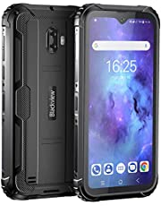 Blackview BV5900 Smartphone Antiurto, 5,7 Pollici HD+ Display, Android 9.0, Batteria 5580mAh