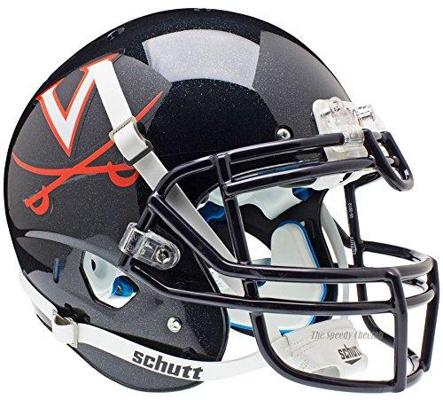 (Virginia Cavaliers Officially Licensed XP Authentic Football Helmet)