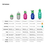 Klean Kanteen Kids Single Wall Stainless Steel