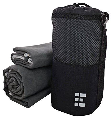 zero-grid-travel-towel-quick-dry-microfiber-backpacking-camping-set-xl-black