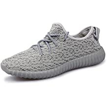 Saibhreas Men's Running Shoes Lightweight Women's Fashion Mesh Sneakers Breathable Casual Athletic