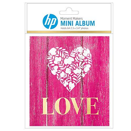 Mini Album for Sprocket Printer | Love
