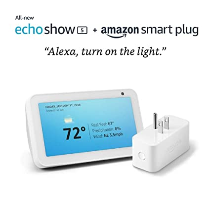 Sandstone Echo Show 5 Adjustable Stand Amazon Devices & Accessories Stands