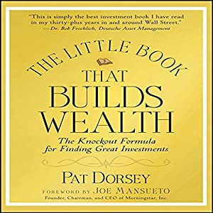 The Little Book That Builds Wealth Audiobook