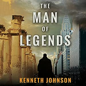 The Man of Legends Audiobook