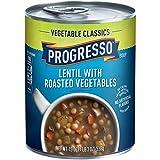 Progresso Vegetable Lentil with Roasted Vegetables Soup 19 oz. Can