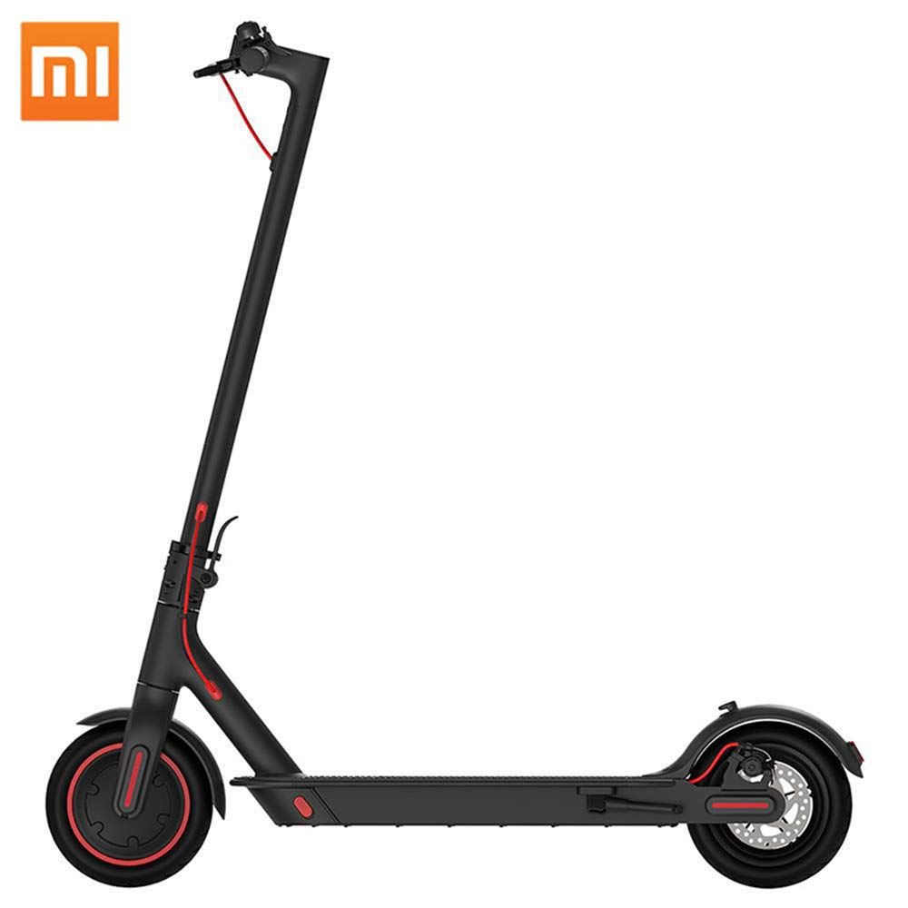 Xiaomi Mi PRO M365 Electric Scooter, 28 Miles! Long-Range Battery, Easy Fold-n-Carry Design, Ultra-Lightweight Adult Electric Scooter by Xiaomi PRO