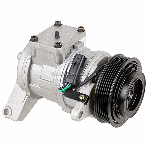 ality AC Compressor & A/C Clutch For Dodge Chrysler Minivan - BuyAutoParts 60-01314NA New ()