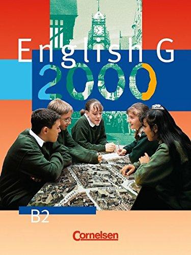 English G 2000, Ausgabe B, Bd.2, Schülerbuch