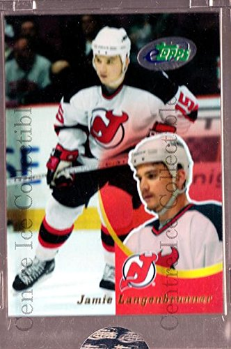 (CI) Jamie Langenbrunner Hockey Card 2003-04 Topps E-Topps 8 Jamie Langenbrunner