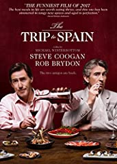 After jaunts through northern England and Italy, Academy Award-nominee Steve Coogan (Philomena) and Rob Brydon (Cinderella) embark on another deliciously deadpan culinary road trip. This time around, the guys head to Spain to sample the best ...