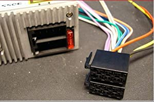 51WmY4utziL._SX300_ amazon com boss car sterio head unit 16 pin wire harness power boss audio wiring harness at webbmarketing.co