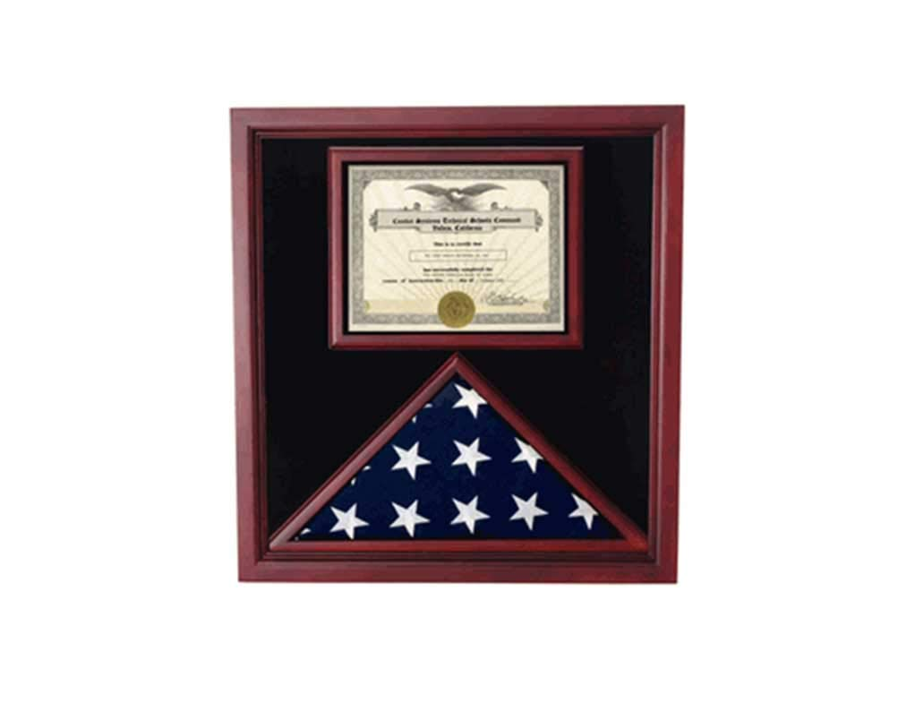 flag connections Flag and Certificate Case, Flag Display Cases with Certificate