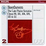 Beethoven: The Late Piano Sonatas - Opus 90, 101, 106, 109, 110 & 111