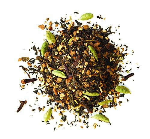Rishi Masala Chai Tea, Organic Loose Leaf Black Tea Blend, 1 lb ()