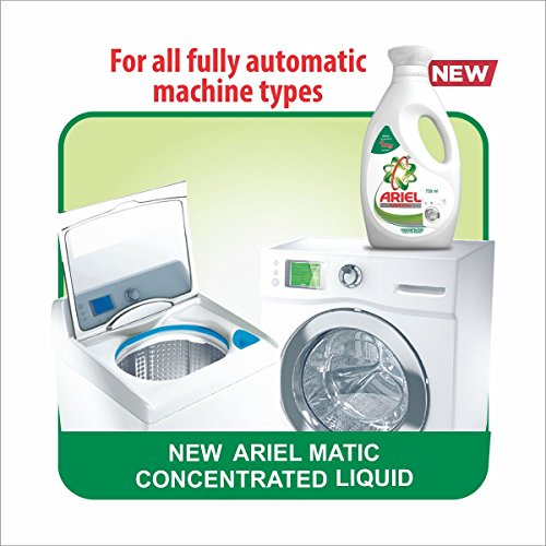 Ariel Matic Liquid Detergent, 750ml