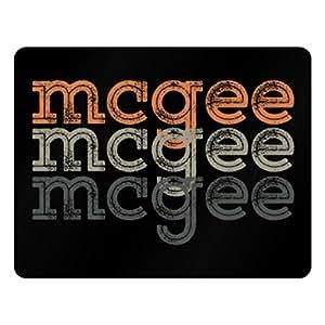 Idakoos McGee repeat retro - Last Names - Plastic Acrylic