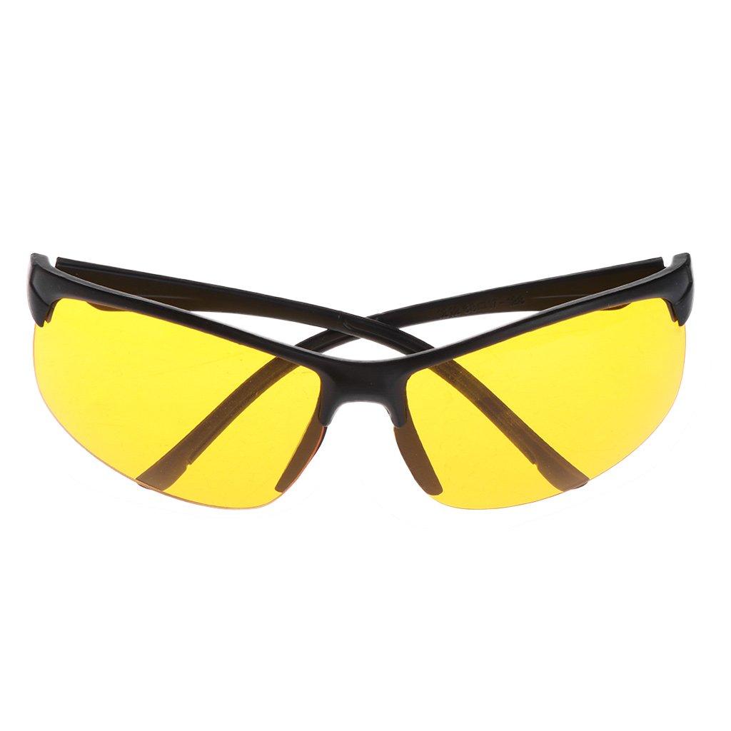Lunettes de soleil pour la p/êche et le cyclisme Protection UV 400 Vision nocturne