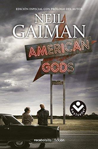 American Gods (Spanish Edition) [Neil Gaiman] (Tapa Blanda)