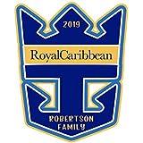 Royal Caribbean Door Magnet, Personalized Door Magnet for Royal Caribbean Cruise Line