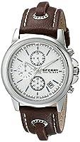 Sperry Top-Sider Men's 10008948 Navigator Analog Display Japanese Quartz Brown Watch by Sperry Top-Sider Watches MFG Code