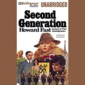 Second Generation Audiobook