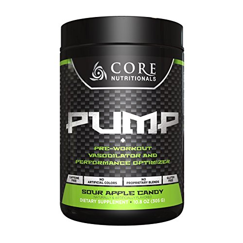Core Nutritionals Core PUMP Sour Apple Candy